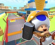 MKT Sprite 3DS Toads Piste RT 3