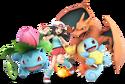 SSBU Artwork Pokémon Trainerin