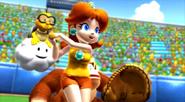 Mario Sluggers - Daisy, DK and Lakitu