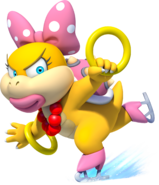 NSMBU Artwork Wendy O. Koopa