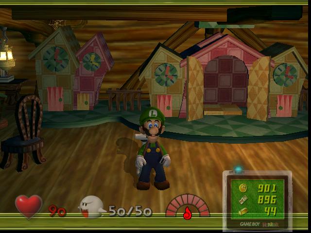 Atelier (Luigi's Mansion)
