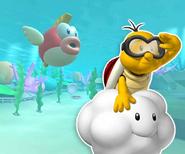 MKT Sprite 3DS Cheep Cheep-Bucht 4