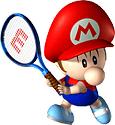 MT Artwork Baby Mario
