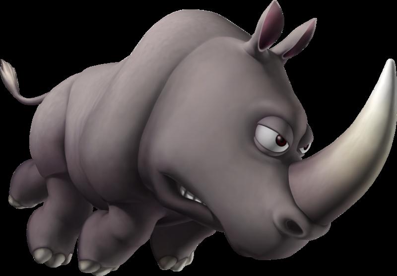 Rambi le rhinocéros