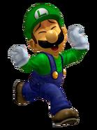 SSBM Sprite Luigi