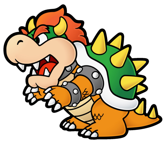 Bowser (Paper Mario: The Thousand-Year Door)