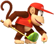 Diddy Kong (Mario Golf World Tour)