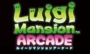 Luigi's Mansion Arcade