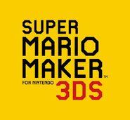 SuperMarioMakerPour3DSLogo
