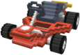 MKT Sprite 8-Bit-Go-Kart