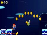 World 1-Cannon (New Super Mario Bros. 2)