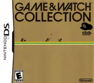 Game Watch Collection box art