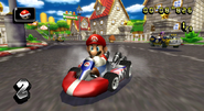 Mario Circuit - Beta - Mario Kart Wii