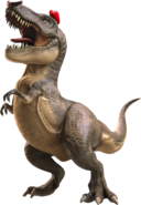 T-Rex Mario