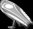 MKT Sprite Silber-Surfgleiter