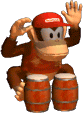 DK2NGC Sprite Diddy Kong.png