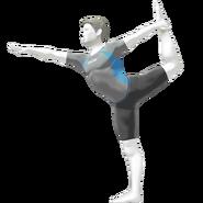 SSB4 Sprite Wii Fit-Trainer 1