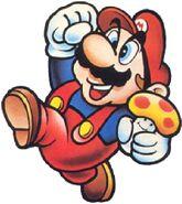 SMB Artwork Mario