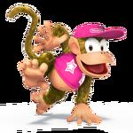 SSB4 Sprite Diddy Kong 2.png