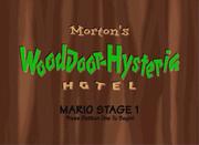 Morton's WoodDoor-Hysteria