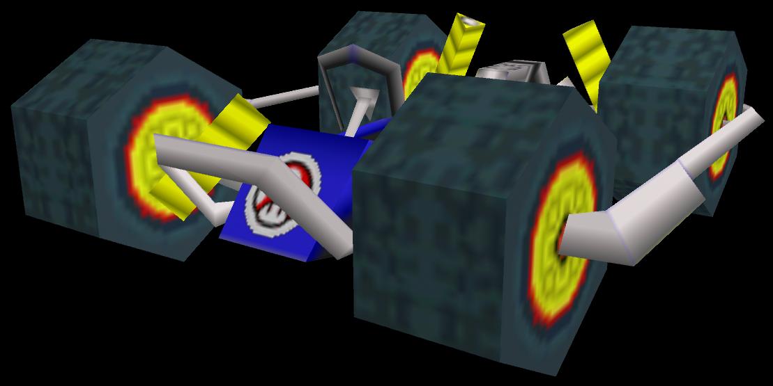 4-Wheel Cradle