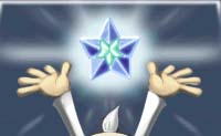 Kobalt-Sternsplitter