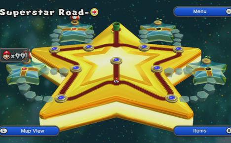 Route de l'étoile
