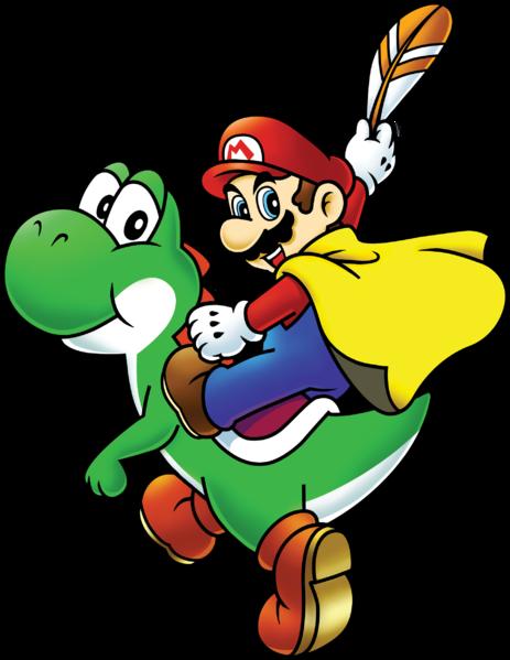 Mario cape