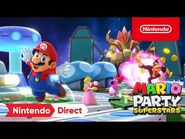 Mario Party Superstars – Announcement Trailer – Nintendo Direct - E3 2021-2