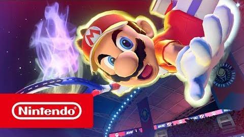 Mario Tennis Aces - Sortie le 22 juin, la balle est dans votre camp! (Nintendo Switch)