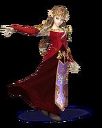 SSB4 Sprite Zelda 1