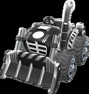 MKT Bulldo-turbo noir