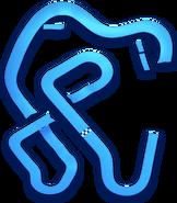 Route Ruban - MK8 (parcours)