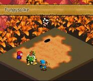 SMRPG Screenshot Fungustachel
