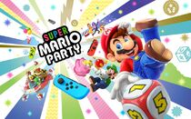 Super Mario Party Illustration