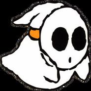 SMW2 Yoshis Island Boo Guy