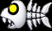 DMW Sprite Skelettfisch