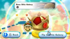 Boss Blitz Galaxy