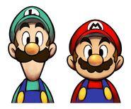 M&L Artwork Mario & Luigi 4