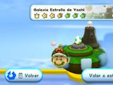 Galaxia Estrella de Yoshi