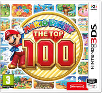 Jaquette Mario Party The Top 100 FR
