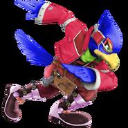 SSB4 Sprite Falco 3