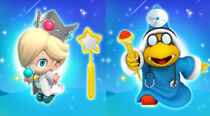 DrBabyRosalina and DrKamek