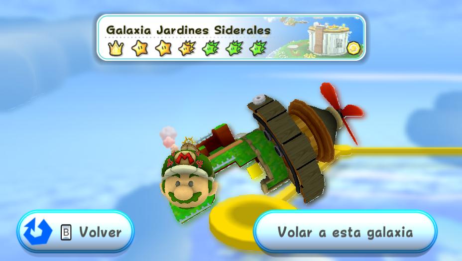 Galaxia Jardines Siderales