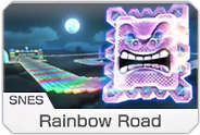 Rainbow Road (Super Mario Kart) Icon