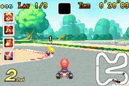 Circuit Mario 3 - MKSC