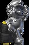 MK7 Artwork Metall-Mario 2