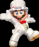 MKT Art Mario (smoking)