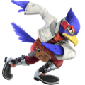 SSB4 Artwork Falco