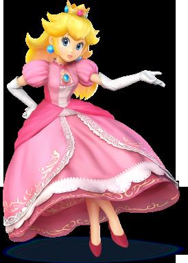 Peach nackt prinzessin Princess Peach